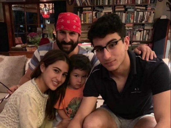 Sara Ali Khan Wishes 'Happiest Birthday Abba' To Saif Ali Khan!