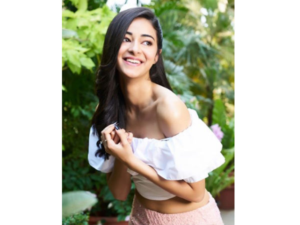 Ananya Pandey Got 500 Rupees From 'Pati Patni Aur Woh' Director For Giving A Good Shot!