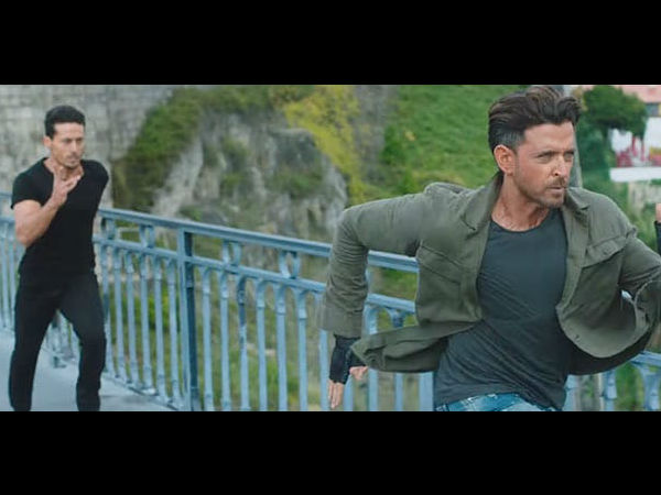 Hrithik Roshan And Tiger Shroff's 'War' Will Be An Adrenaline Pumping Visual Extravaganza: Director