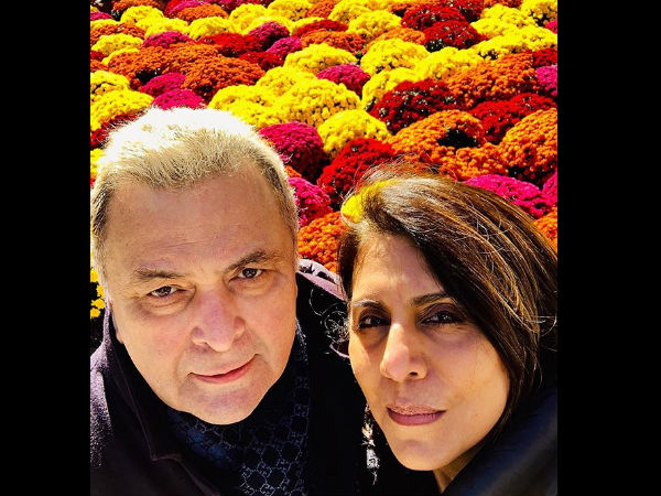 Neetu Kapoor On Rishi Kapoor's Illness: He Became Like My Child & I Wanted To Keep Him Out Of Pain