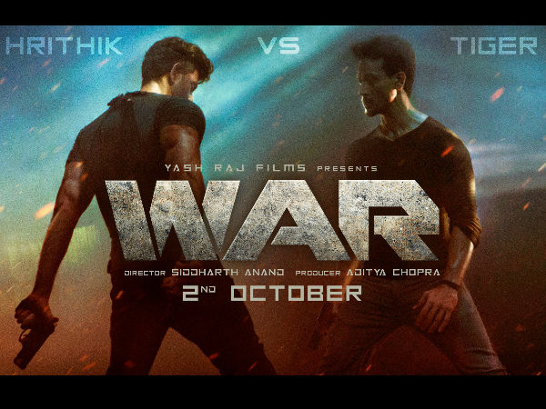 Hrithik Roshan  And Tiger Shroff Starrer 'War' Trailer Launch Gets CANCELLED; Here's Why!