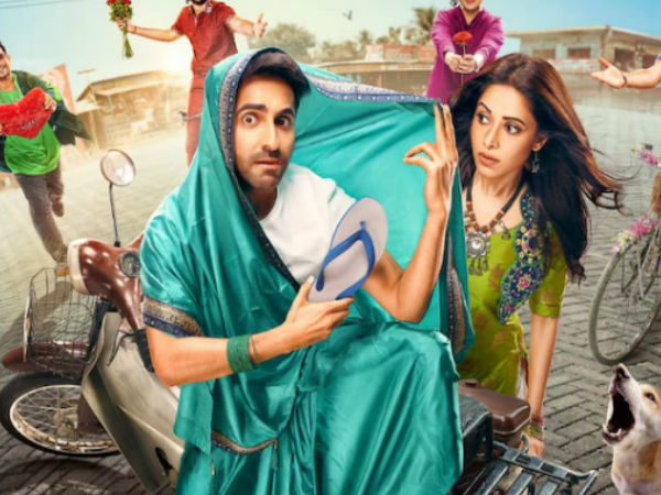 Ayushmann Khurrana Says Audiences Should Leave Their Brains At Home Before Watching Dream Girl!