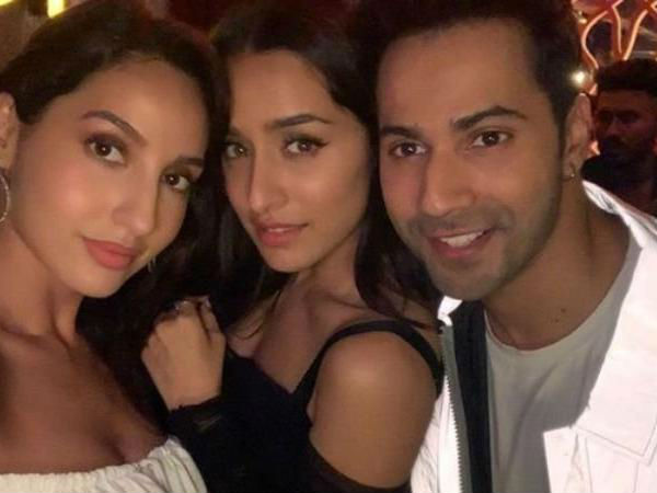 Nora Fatehi Talks About The Fun She Had Working With Varun & Shraddha In Street Dancer 3D!