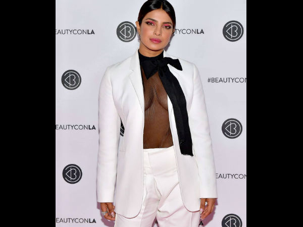 Priyanka Reveals Why Women Were Pitting Against Each Other