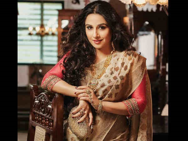 Vidya Balan On Shakuntala Devi Biopic: My Classic South Indian Face Is A Good Match For The Role