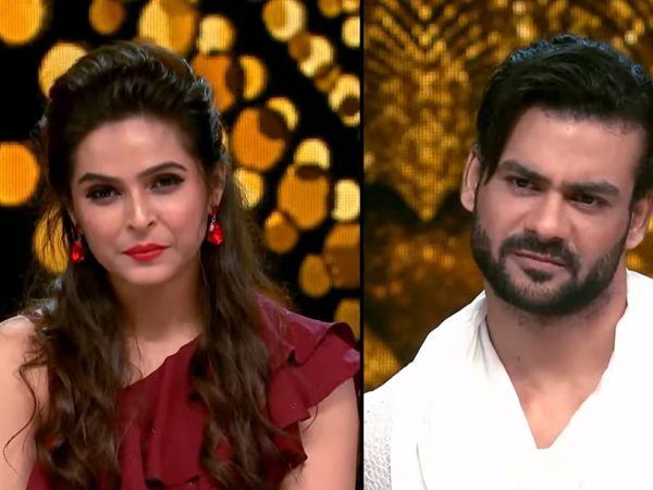 Madhurima Tuli Gets Into Major Fight With Ex Vishal; Slaps Him While Rehearsing For Nach Baliye 9!