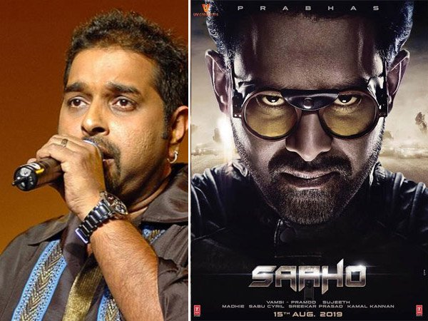 Shankar Mahadevan Says They Quit Saaho Since They Didn't Want To Work With Other Composers