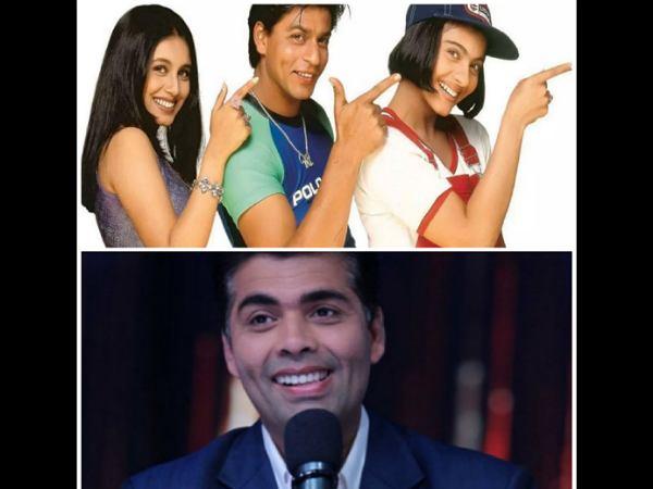 Karan Johar Has A Cast In Mind For 'Kuch Kuch Hota Hai' Reboot