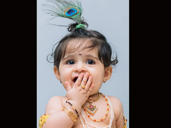 Ayra Is Stealing Fans' Hearts As Little Krishna! Radhika & Yash Reveal Their Baby's New Avatar