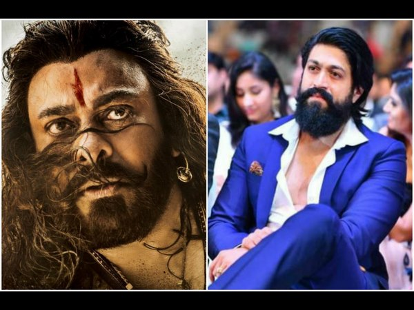 Yash Fans Express Disappointment After Watching Sudeep's Film Sye Raa Narasimha Reddy Teaser!