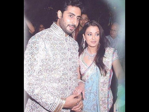 Abhishek-Aishwarya At Their Sangeet Night