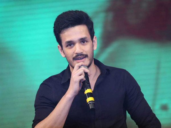 Top Actresses Are Not Willing To Work With Akhil Akkineni?