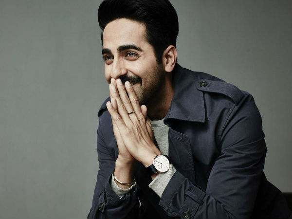 Ayushmann Is All Praises For His Industry Friends