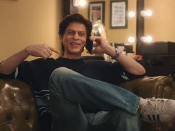Shahrukh Khan Drops The Teaser Of His Most Challenging Role; Watch Video Here!