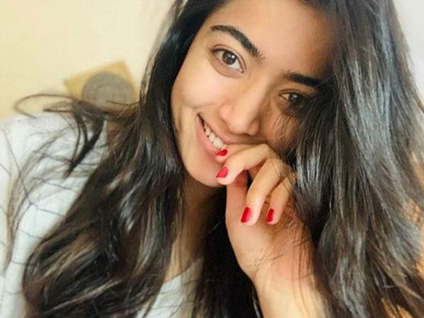 Rashmika Mandanna Only Sleeps For 4 Hours A Day! 'I Like It This Way Though'
