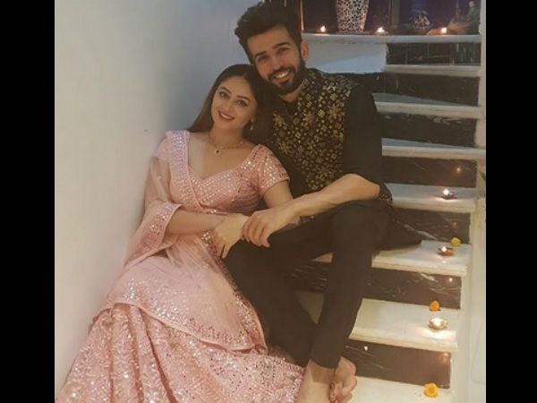 Jay Bhanushali & Mahhi Vij Welcome Baby Girl; Share Adorable Picture Of Their Little Princess