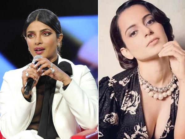 Kangana Ranaut Comes To Priyanka Chopra's Rescue Over Indian Army Tweet Backlash!