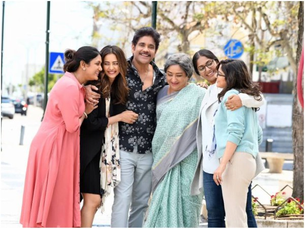 Manmadhudu 2 Movie Review: The Nagarjuna Starrer Is An Unappealing Comedy Entertainer!