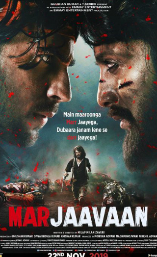 Sidharth-Riteish's 'Marjaavaan' Posters Look Thrilling!