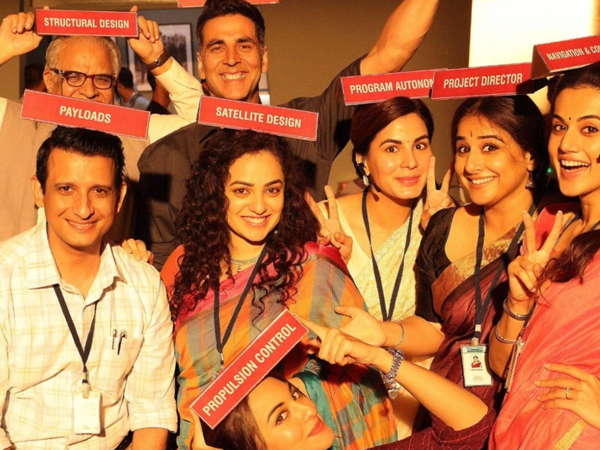 Mission Mangal FIRST DAY Box Office Collections: Mission Successful For Akshay Kumar & His Team!