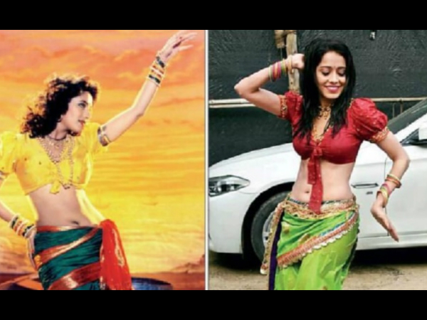 Dream Girl Song 'Dhagala Lagli Kala': Nushrat Bharucha Takes A Cue From Madhuri Dixit