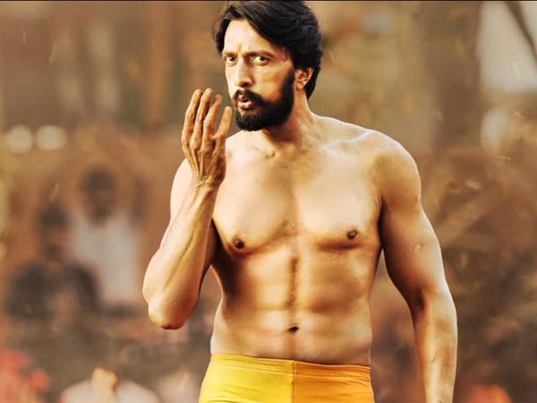 Pehlwaan trailer: Sudeep steps into the ring with Suniel Shetty mentoring him