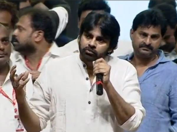 Pawan Kalyan Says He Feels Bad About Not Doing Sye Raa Narasimha Reddy