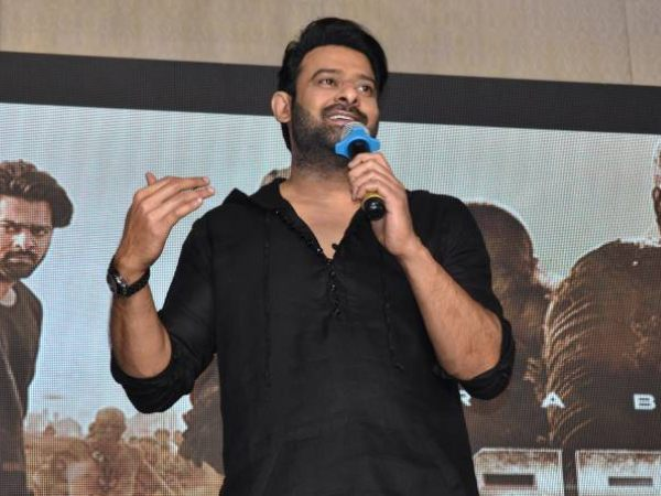 Prabhas Makes A Mistake During Saaho Promotions; Fans Troll Him For The Comment!
