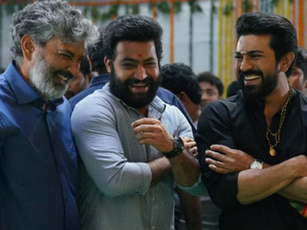 A Busy Time For SS Rajamouli
