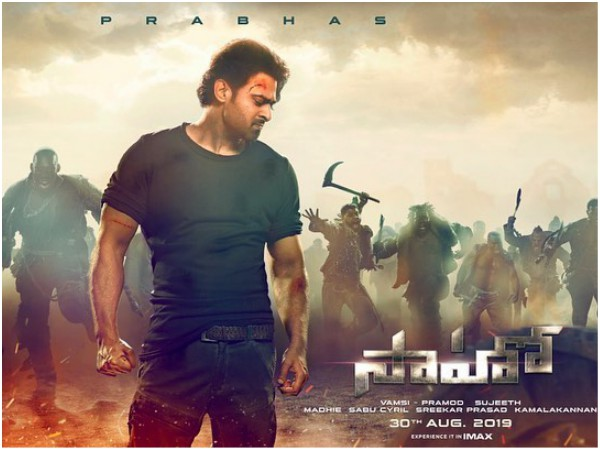 Saaho Ticket Prices To Be Increased; Is High Budget The Reason?