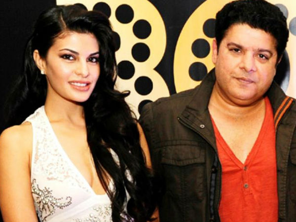 Ex-lovebirds Jacqueline Fernandez & Sajid Khan Extend An Olive Branch To Each Other?
