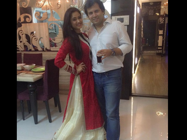 Abhinav Kohli Meets Shweta Tiwari After Getting Bail; Says Will Take Time To Get Back To Normal