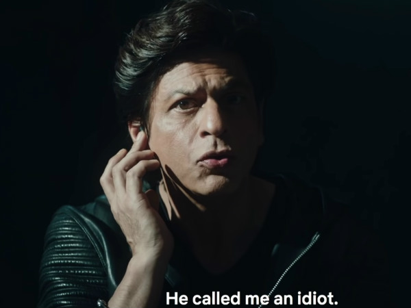 SRK's Humourous Side!
