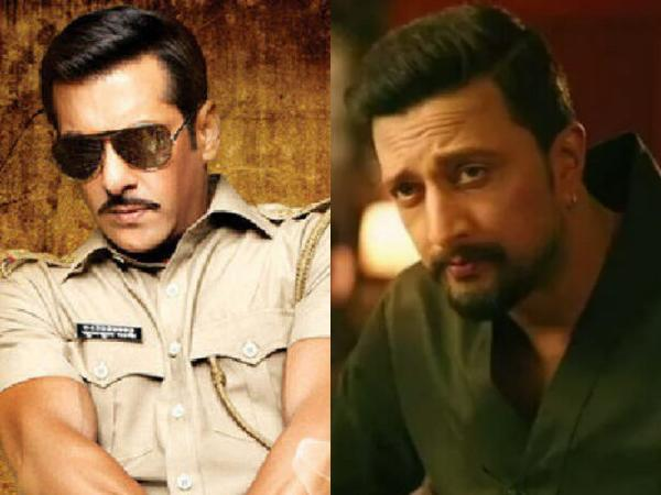 Sudeep In Awe Of Salman Khan, 'He Had A Ripped Body In A Month'