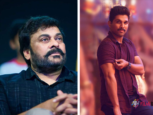 Sye Raa Narasimha Reddy: Allu Arjun Avoids Tweeting About Chiru's Film, Is He Ignoring The Megastar?