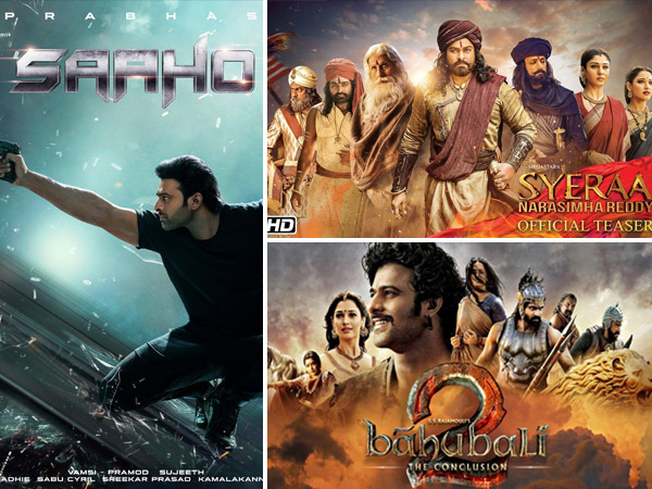 Sye Raa Narasimha Reddy Beats Saaho & Baahubali 2 To Create New Record!