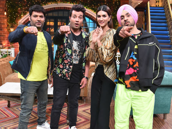 The Kapil Sharma Show & Superstar Singer