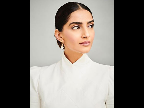 Sonam Helps Raise Funds For Human Trafficking Victims