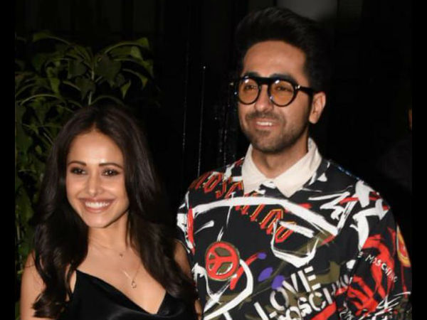 Dream Girl: Nushrat Bharucha Is Amazed By Ayushmann Khurrana's Screen Presence
