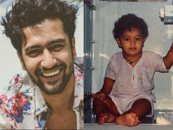 Vicky Kaushal Posts Baby Picture & Wins Hearts; Ranveer Singh Has The Best Comment For It!