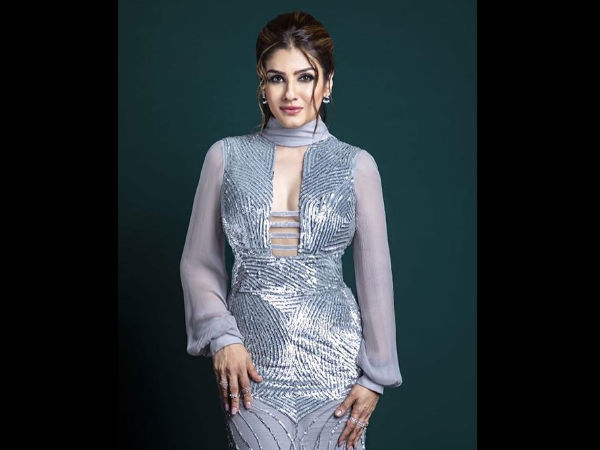 THIS Is Why Raveena Tandon's Father Didn't Believe That She Could Become An Actress!