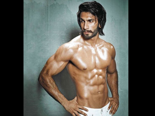 Ranveer Singh Wishes To Be The Champion Of Hindi Film Industry! Here's Why