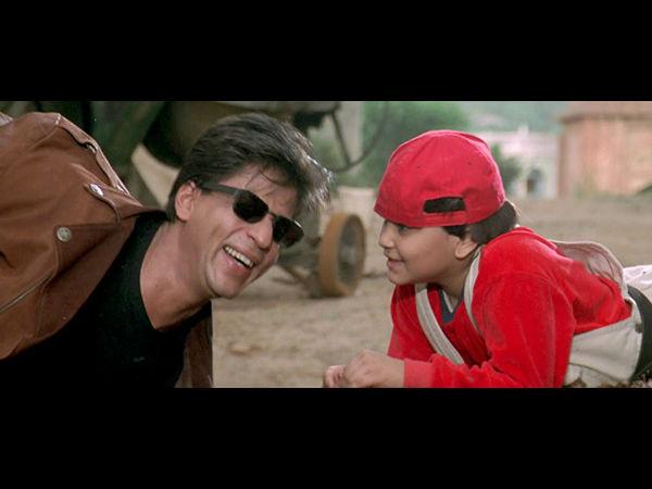 Karishma On 'Kicking' SRK On His Butt