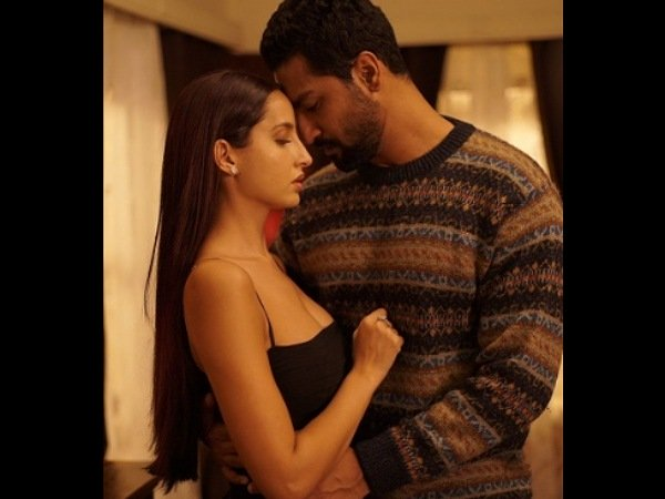 Vicky Kaushal & Nora Fatehi RAISE THE HEAT In First Look Of 'Pachtaoge' Music Video!