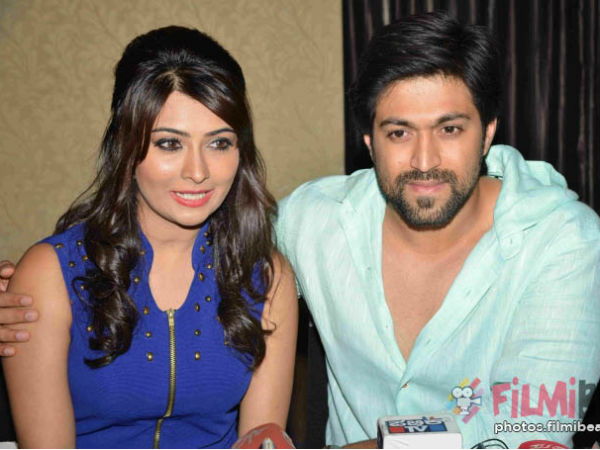 Yash & Radhika Pandit Trashed By Fans For Speaking In English! 'KGF Star Has Forgotten Kannada'