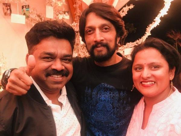 Pailwaan Director Krishna Reveals He & Sudeep Quarrelled! Kiccha Gave Money To Start The Film
