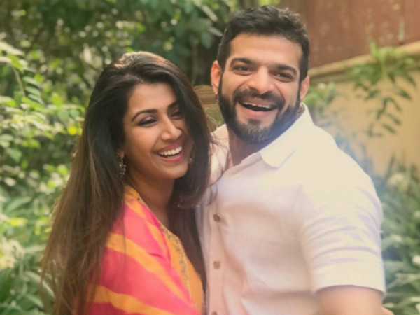 Ankita Bhargava's Heartfelt Note For Karan Patel