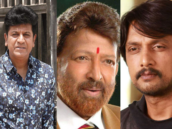 Dr Vishnuvardhan Birth Anniversary: Sandalwood's Sudeep, Shivrajkumar & Others Remember Sahasa Simha