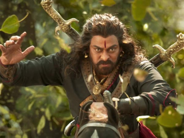Chiranjeevi Makes An Impact In Bollywood: Sye Raa Hindi Trailer Impresses Fans