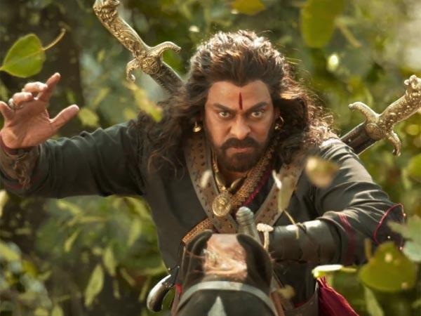 Chiranjeevi Makes An Impact In Bollywood: Sye Raa Hindi Trailer Impresses Fans